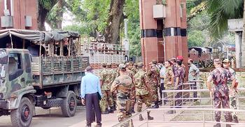 বাংলাদেশ সেনাবাহিনীকে ১৫ ঘোড়া উপহার দিলো ভারত