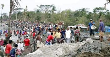 বেড়িবাঁধ মেরামতে ১০০ কোটি টাকার প্রকল্প