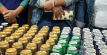 রাজধানীতে বিয়ার-অ্যালকোহলসহ ক্যামেরুনের দুই নারী গ্রেফতার