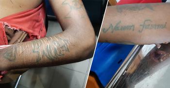 লাশের হাতের ট্যাটুতে লেখা 'ফাম্মিকে' ঘিরে তদন্তে পুলিশ