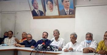 রাজনৈতিক ফায়দা হাসিলের চক্রান্তে সরকার: ফখরুল