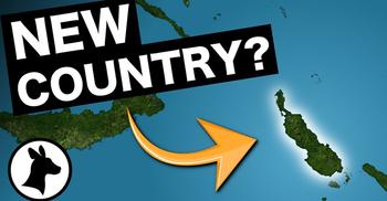 বিশ্বের নতুন স্বাধীন রাষ্ট্র বোগেইনভিলে?