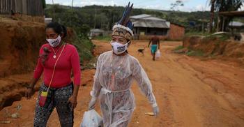 করোনা : ব্রাজিলে মৃত্যু সোয়া লাখ ছাড়িয়ে যাওয়ার শঙ্কা