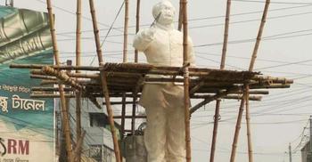 বঙ্গবন্ধুর ভাস্কর্য ভাঙচুরের নিন্দা বিএনপি মহাসচিবের