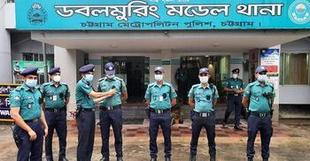 চট্টগ্রাম নগর পুলিশে যুক্ত হলো 'বডি ওর্ন ক্যামেরা'