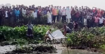 নিখোঁজের দু'মাস পর কচুরিপানার নিচে মিলল যুবকের লাশ
