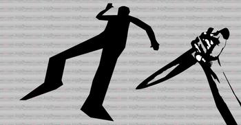 শ্বশুরবাড়িতে সিঁদ কেটে ঘরে ঢুকে নতুন জামাইকে ছুরিকাঘাত
