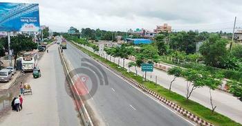 ঢাকা-চট্টগ্রাম মহাসড়কে কঠোর অবস্থানে কুমিল্লা প্রশাসন