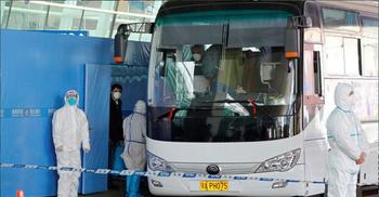 চীন যাওয়ার পথে করোনা পজিটিভ বিশ্ব স্বাস্থ্য সংস্থার ২ প্রতিনিধি