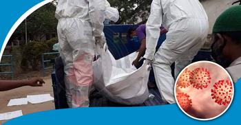 তথ্য গোপন করে হাসপাতালে নেয়ার পর করোনা রোগীর মৃত্যু