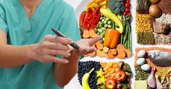 ডায়াবেটিক রোগীর খাদ্যতালিকা যেমন হবে