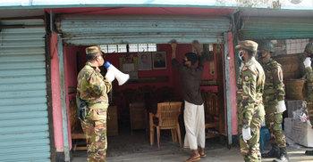 লকডাউনে পড়েছে ৩৪ রোহিঙ্গা ক্যাম্প, বেড়েছে সেনা নজরদারি