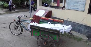অফিসে যাওয়ার পথে পোশাক কারখানার কর্মকর্তা নিহত
