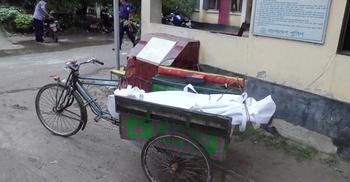 মোটরসাইকেল চালানো শিখতে গিয়ে প্রাণ গেল মাদরাসাছাত্রের