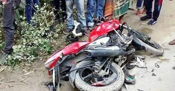চট্টগ্রামে বাসের ধাক্কায় মোটরসাইকেল আরোহী নিহত