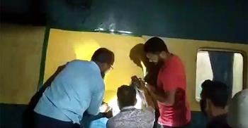 কুমিল্লায় ট্রেনে পাথর নিক্ষেপ, শিশুসহ আহত ২