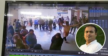 সিটি কলেজ শিক্ষকের বিরুদ্ধে ঢাকা কলেজ ছাত্রকে মারধরের অভিযোগ