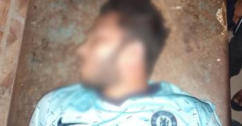 ফুটবল খেলার মাঝে মাঠেই হৃদরোগে মৃত্যু রাব্বির