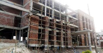 দিনাজপুরে নির্মাণাধীন ভবন থেকে পড়ে শ্রমিক নিহত