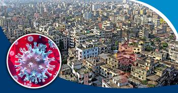 ঢাকায় আশঙ্কাজনক হারে বাড়ছে করোনা রোগী