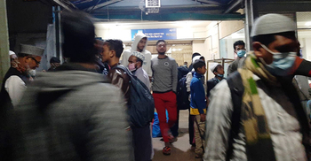 নৌশ্রমিকদের কর্মবিরতি প্রত্যাহার, ঢাকা থেকে লঞ্চ চলছে