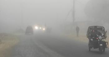 সর্বনিম্ন তাপমাত্রা দিনাজপুরে, চলছে মৃদু শৈত্যপ্রবাহ