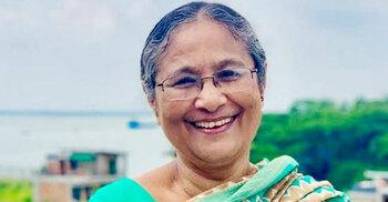 নারীমুক্তির পুরোধা ব্যক্তিত্ব কবি সুফিয়া কামাল : মালেকা বানু