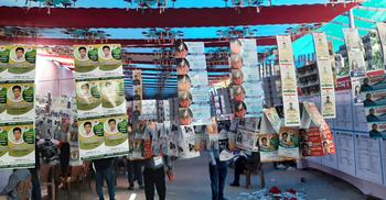 ঢাকা রিপোর্টার্স ইউনিটি নির্বাচনের ভোটগ্রহণ চলছে