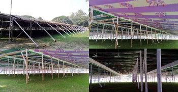 ঢাবির ৫২তম সমাবর্তন: ঢাকা কলেজে প্রস্তুতি চলছে