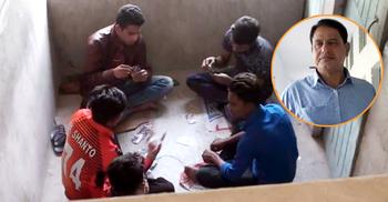 কলেজে মাদক-জুয়ার আসর, অধ্যক্ষ বললেন সুন্দর পরিবেশ