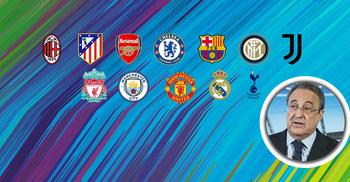 'নাজুক ফুটবলকে নতুন জীবন দেবে ইউরোপিয়ান সুপার লিগ'