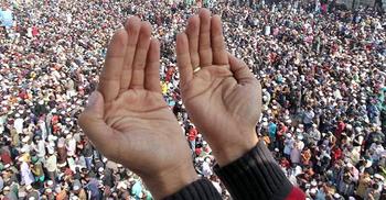 বিশ্ব ইজতেমার দ্বিতীয় পর্বের আখেরি মোনাজাত শুরু