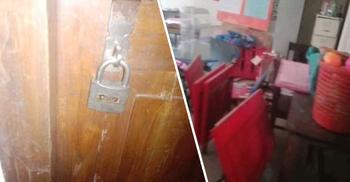 ইস্কাটনে বিশেষ শিশুদের সুইড স্কুল উচ্ছেদের অভিযোগ