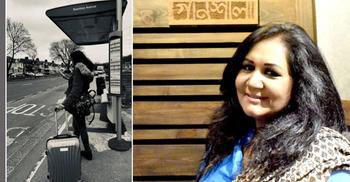করোনাভাইরাস : লন্ডনে আটকে গেছেন ফাহমিদা নবী
