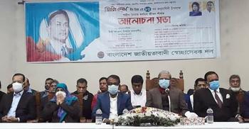 ভ্যাকসিন কারা পাবে তার রোডম্যাপ নেই সরকারের : ফখরুল