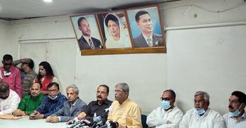 মণ্ডপে হামলায় বিএনপি নেতাকর্মীদের সম্পৃক্ততা নেই: ফখরুল