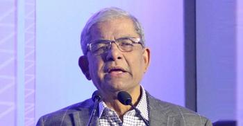 সরকার রাজনৈতিকভাবে বিএনপিকে মোকাবিলা করতে ব্যর্থ : ফখরুল