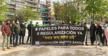 স্পেনে আঞ্চলিক নির্বাচনে বাংলাদেশিদের সমর্থন আদায়ে প্রচারণা