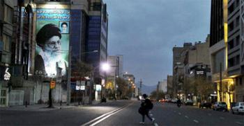 ইরানে করোনার চতুর্থ ঢেউ রুখতে ১০ দিনের লকডাউন