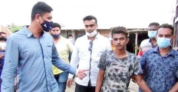 গাঁজা কেনার ২০০ টাকার জন্য বন্ধুকে গলা কেটে হত্যা