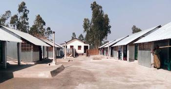 মুজিববর্ষে লালমোহনে নতুন ঘর পেল ২৫২৩ পরিবার