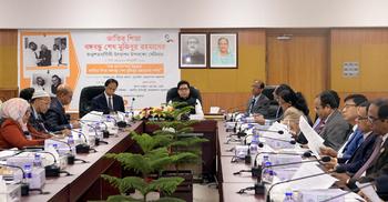 'সরকারি কর্মচারীদের কর্মদক্ষতা আরও বাড়াতে হবে'