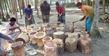 হাজার বছরের লোকজ ঐতিহ্য 'ঘাইল ছিয়া'