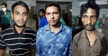 সোয়া কোটি টাকার ঘড়ি চুরির মামলায় রিমান্ডে তিনজন