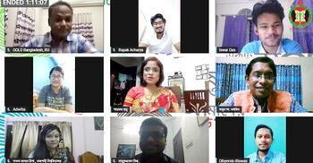 গোল্ড বাংলাদেশের 'দুই বাংলার সম্প্রীতি বিতর্ক'