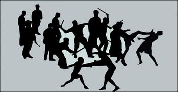 হবিগঞ্জে দু'পক্ষের সংঘর্ষে আহত ৩০