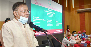 বিএনপি কেন খালেদাকে বিদেশ নিতে চায় বোধগম্য নয় : তথ্যমন্ত্রী