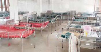 করোনার ভয়ে রোগীশূন্য চাঁদপুরের আইসিডিডিআরবি হাসপাতাল