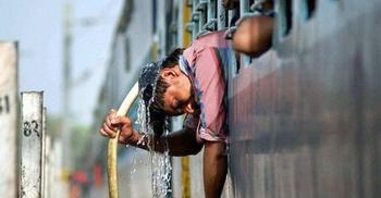 দাবদাহ বেড়েই চলেছে ভারতে, এক বছরে প্রাণহানি ৩৭৩