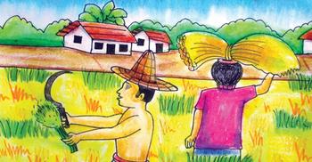 হেমন্তের তিনটি ছড়া